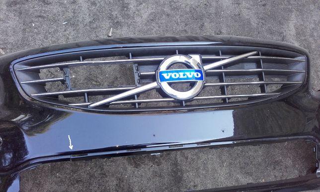 NIŻSZA CENA Zderzak Volvo v 60 , lift , spryski, czarny