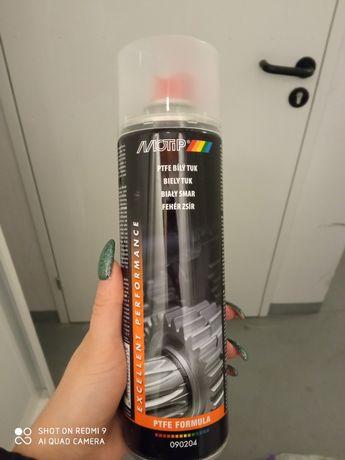Smar w sprayu do smarowania