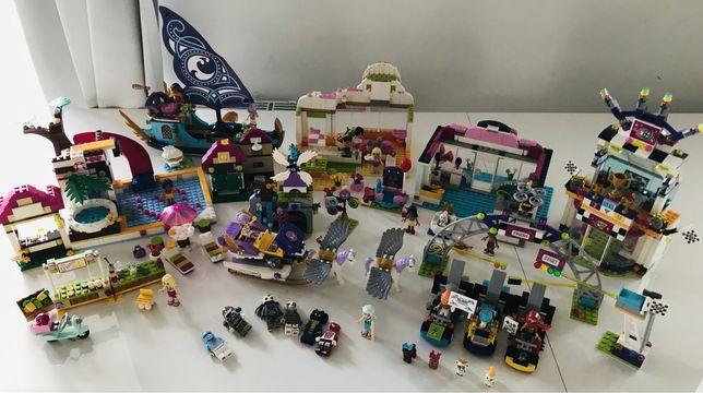 Zestawy Lego Friends wartości 2100zł 8 zestawów