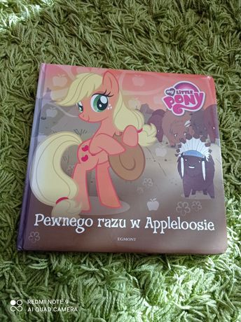 Książka my little pony
