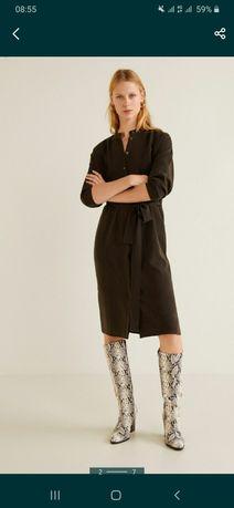 Плаття Манго нове, 100% ліоцел, платье, лиоцелл