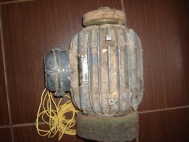 3-фазный электромотор асинхронный 220-380 0-6квт