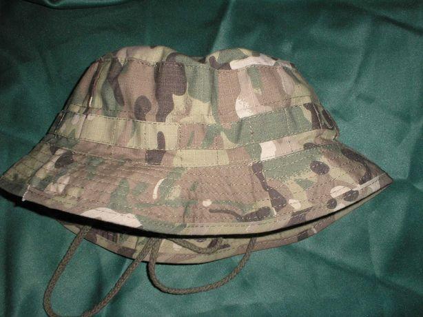 Розпродаж-панама спецназа Англии Combat Hat Special Force камуфляж MTP