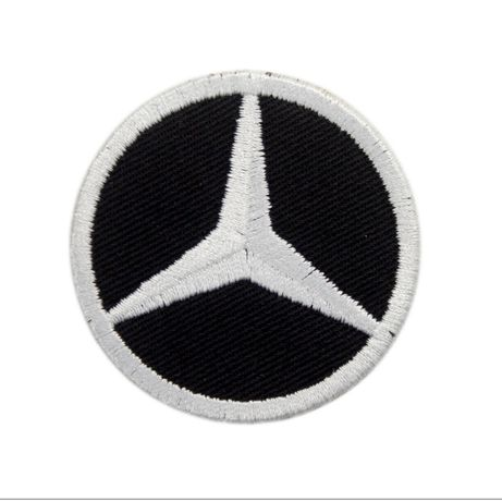 Emblema Bordado - Mercedez