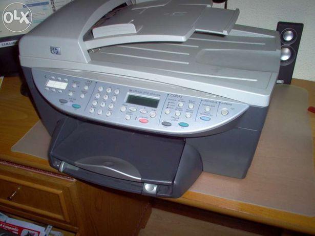 .Impressora HP officejet All in One 6110