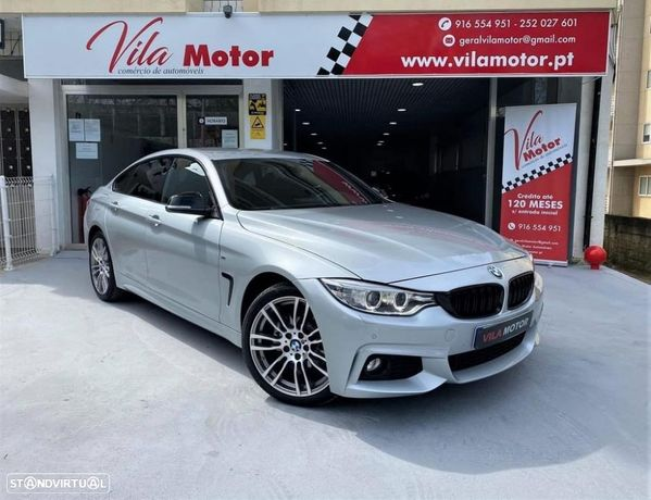 BMW 420 Gran Coupé d xDrive Pack M Auto