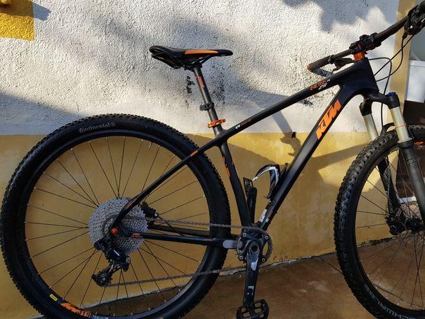 Bicicleta KTM AERA limited idition