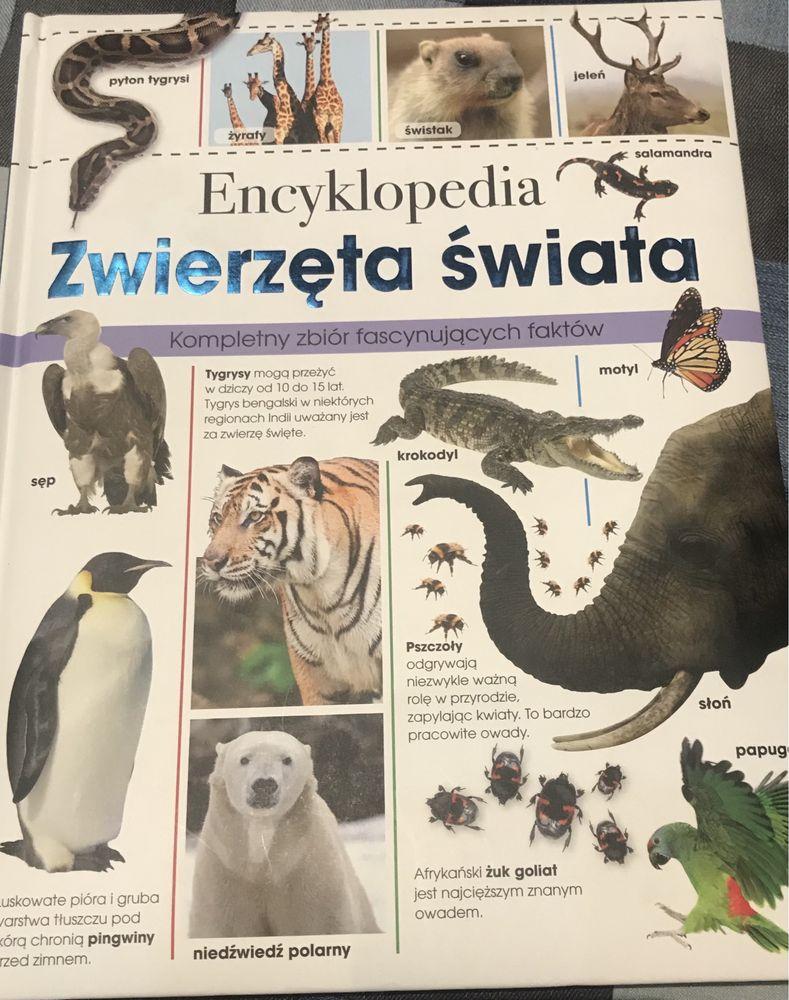 Zwierzeta świata encyklopedia