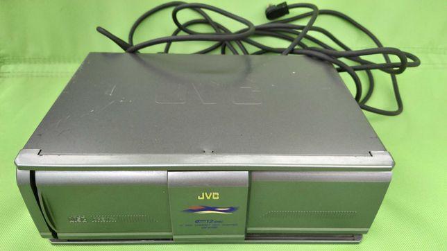 Автомобильный чейнджер компакт-дисков JVC CH-X200