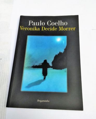 «Veronika decide morrer» de Paulo Coelho
