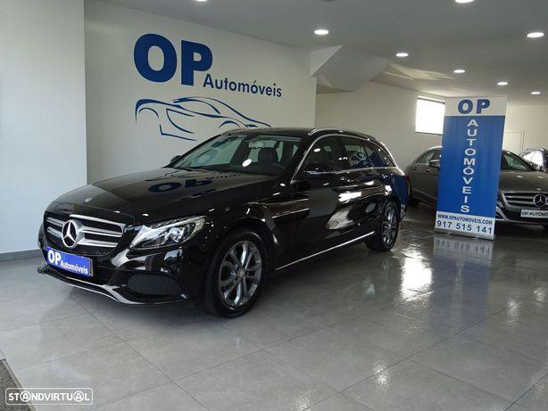 Mercedes-Benz C 180 D STATION AVANTGARDE