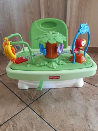 Przenośne krzesełko do karmienia Fisher Price