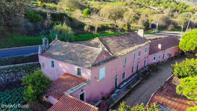 Magnífica Quinta histórica, com 47 hectares, localizada no Concelho de