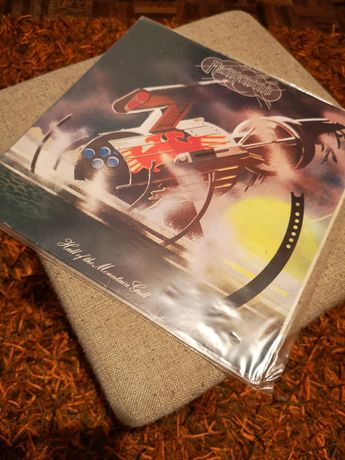 Hawkwind - Hall of the Mountain Grill (Reino Unido) LP Vinil
