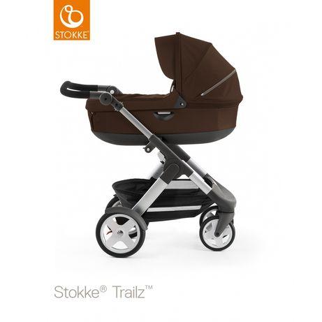 Stokke crusi люлька к коляске trailz (стокки) без шасси