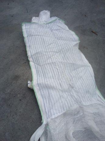 BIG BAG Worki Wentylowane 92/93/180 cm marchew,ziemniaki,cebula