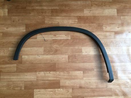 Расширитель (накладка) арки заднего крыла правый на VW Tiguan Тигуан