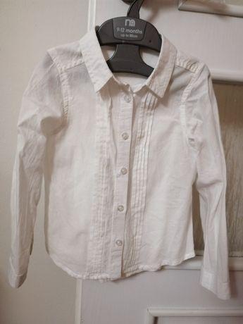 Cool Club by Smyk elegancka biała koszula roz. 98