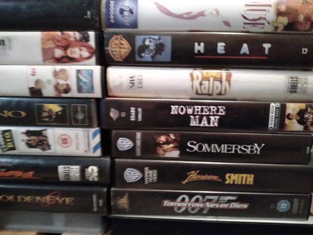 Filmy na kasetach vhs: 2 zł (2)