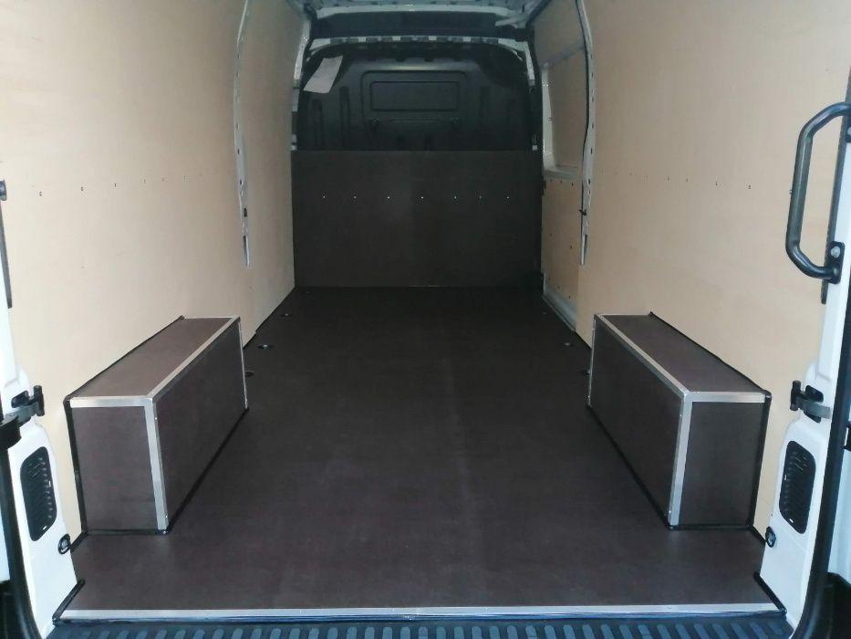 Renault Master L3H2 Profesjonalne zabudowy busów i aut dostawczych Tarnowskie Góry - image 1
