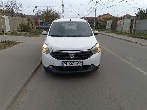 Сдам в аренду автомобиль Dacia Lodgy