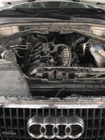 Капитальный ремонт двигателя 2.0 tfsi audi w