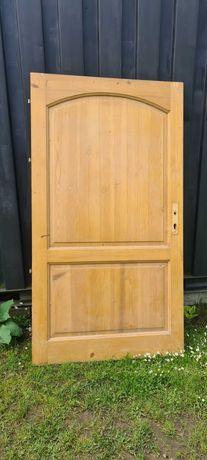 Drzwi szerokie 201,5 x 110 cm