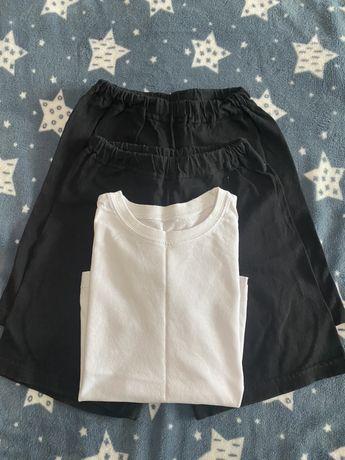 Шорты черные, шорты для физкультуры