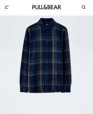Новая рубашка Pull&bear