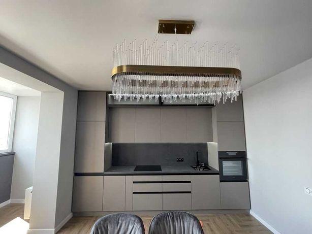 Продам видовую двухуровневую 3 к квартиру в новострое