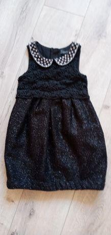 Нарядное детское платье 6 лет (рост116)