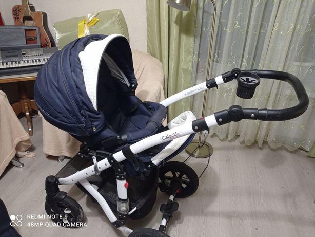 Дитяча коляска. Детская коляска Adamex Galactic 2 в 1