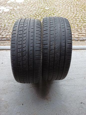 Opony letnie Pirelli Pzero Roso
