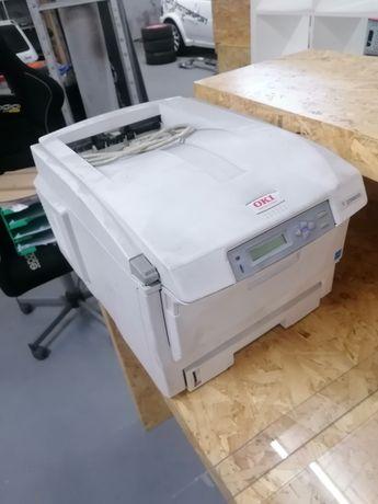 Impressora oki c5600 + toners