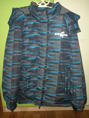 Термокуртка на мальчика 150-160см