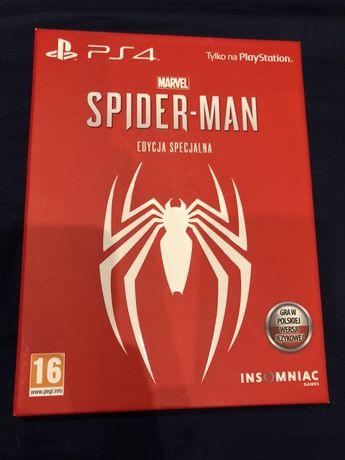 Spider Man edycja specjalna
