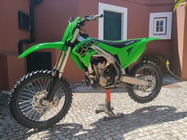 Kawasaki KX 250 de 2021