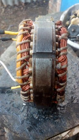 Обмотка генератора (статор) ВАЗ 2101(модернизированная)