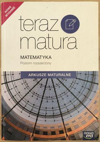 Teraz matura matematyka rozszerzona arkusze maturalne nowa era