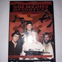 DVD A-Team Esquadrão Classe A
