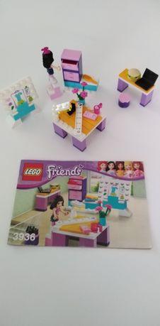 Lego friends, krawcowa, projektantka mody