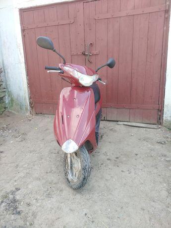 Продав скутер suzuki (інжектор)