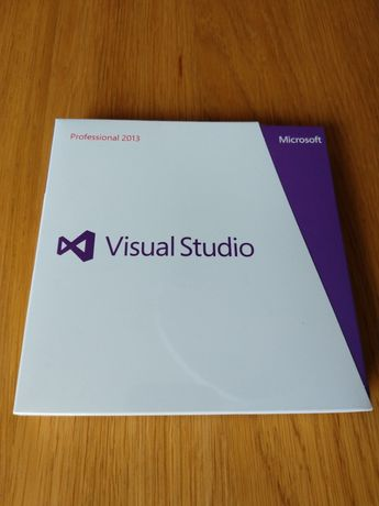 Microsoft Visual Studio Professional 2013 BOX