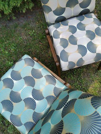 Krzesła PRL / vintage Kudowa III