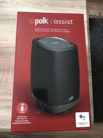 POLK  assist (czarny)