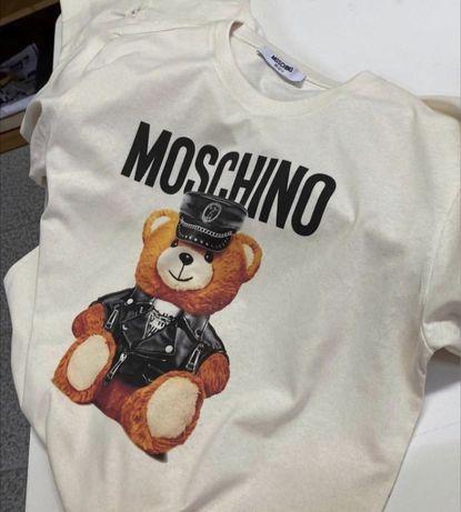 T-Shirts Moschino, Gucci, Dsquared2, Dior, Chanel, YSL, Balenciaga