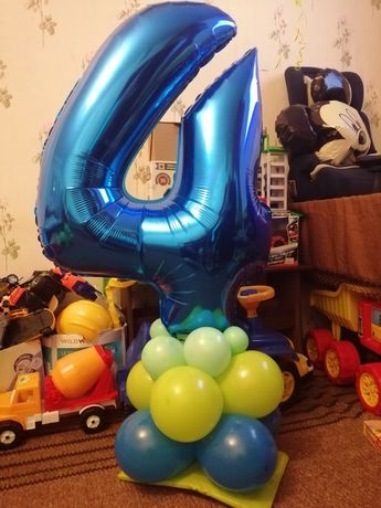 Надувна кулька 4