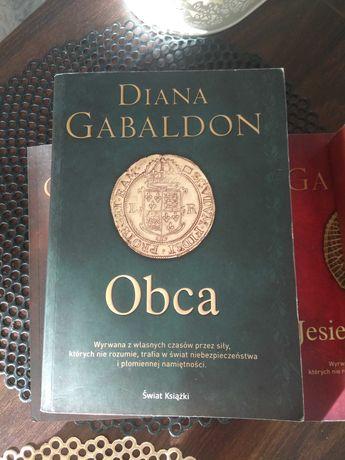Diana Gabaldon Obca Outlander