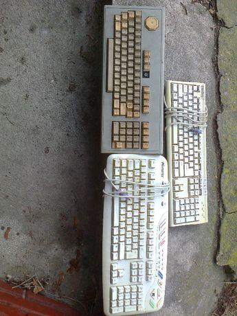 klawiatura stara starodawna unikat starocie