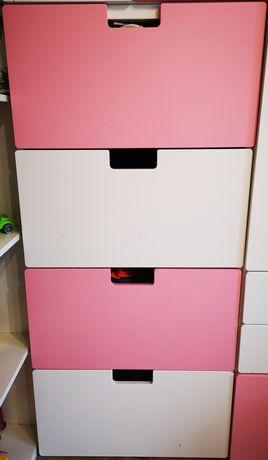 Stuva ikea skrzynia szuflady szafki meble dzieciece